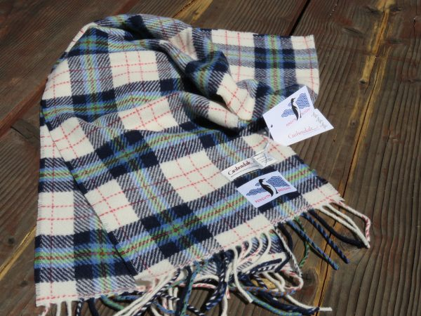 Commercially Woven Lambswool Scarf