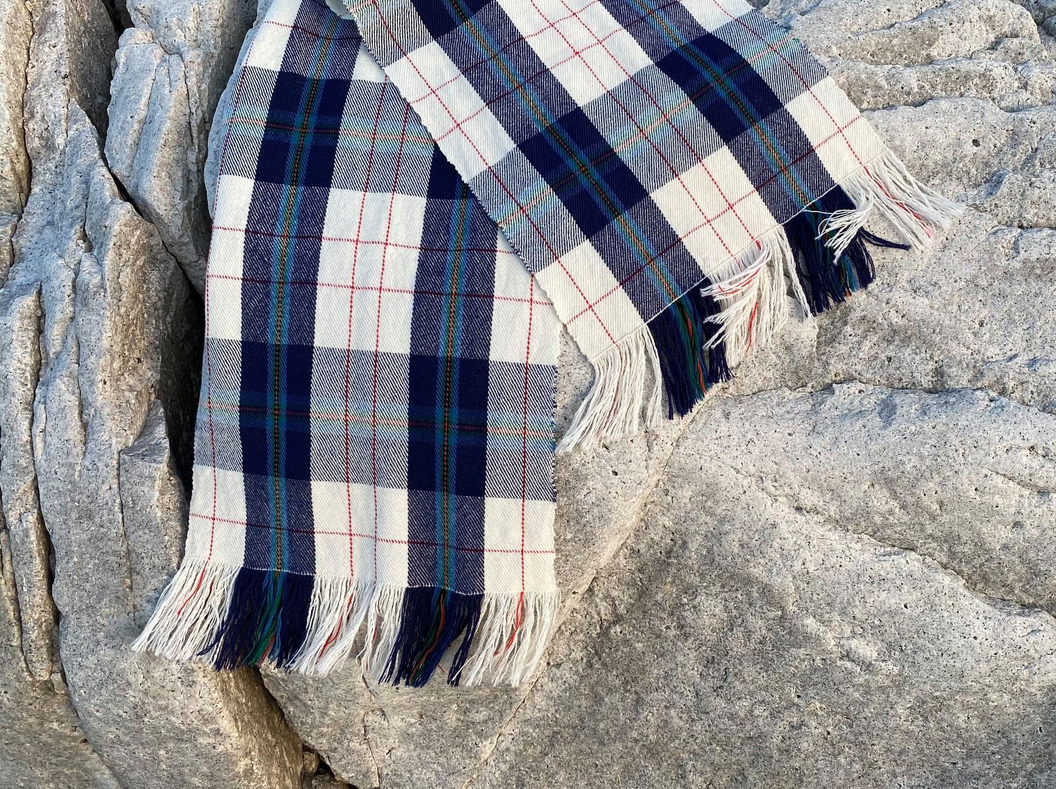 Tartan-Wool-Scarf